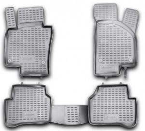 Set covorase cauciuc Volkswagen Passat B7 2011 - 2015