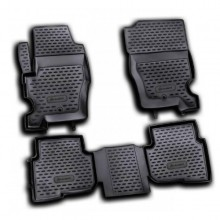 Set covorase cauciuc Land Rover Discovery 3 2004 - 2009