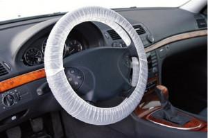Set huse protectie volan ( 100 buc )