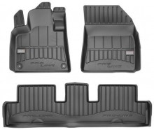 Set covorase cauciuc Tesla Model S 2012 - 2020
