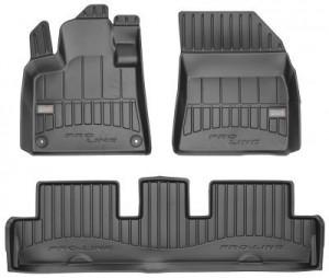 Set covorase cauciucTesla Model S 2012 - 2020