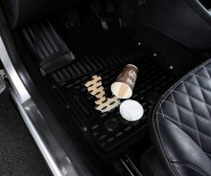 Set covorase cauciuc Nissan Pathfinder 2010 - 2014