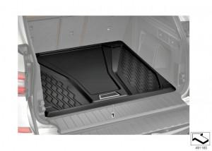 Tava portbagaj cauciuc BMW x6 (G06) 2020-2021