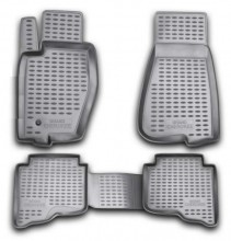 Set covorase cauciuc Jeep Grand Cherokee 2004 - 2010