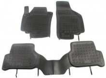 Set covorase cauciuc Seat Altea XL 2006 - 2015