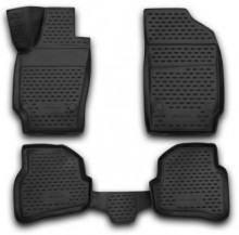 Set covorase cauciuc Volkswagen Polo Sedan 2010 - 2017