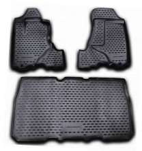 Set covorase cauciuc Honda Element 2002 - 2011