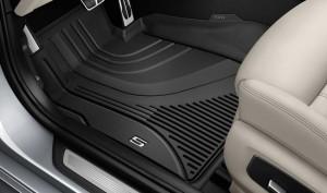 Set covorase fata M Performance BMW Seria 5 (G30) 2017 - 2019