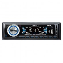 Radio Player Auto Zappin 2000U, FM, MP3, SD, USB, AUX, 4x50W, 4xRCA
