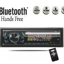 Radio Player Auto Zappin 6649 Bluetooth FM, MP3, SD, USB, AUX, 4x50W, 4xRCA