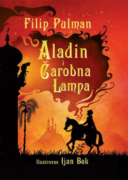 Aladin i čarobna lampa - Filip Pulman
