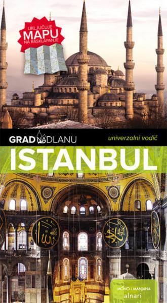 Grad na dlanu - Istanbul