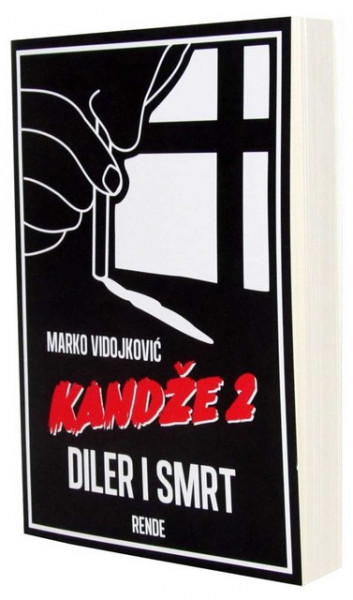 Kandže 2 - Marko Vidojković