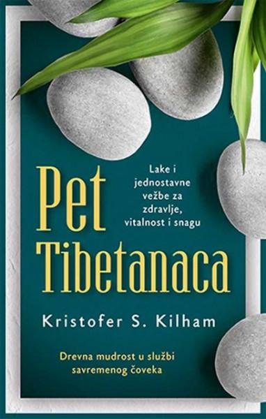 Pet Tibetanaca - Kristofer S. Kilham