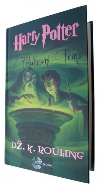Hari Poter i polukrvni princ - Dž. K. Rouling
