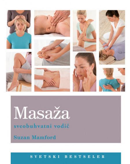 MASAŽA - sveobuhvatni vodič - Suzan Mamford