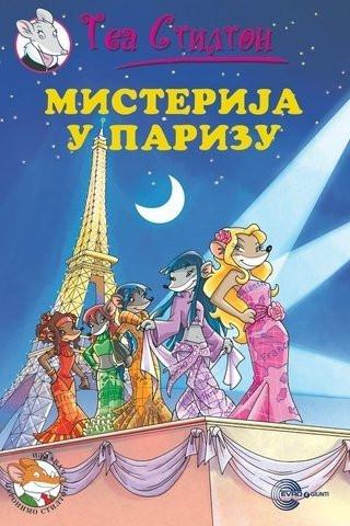 Misterija u Parizu - Tea Stilton