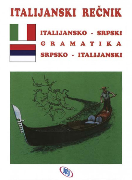 Srpsko - italijanski i italijansko - srpski sa gramatikom