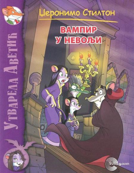 Vampir u nevolji - Džeronimo Stilton