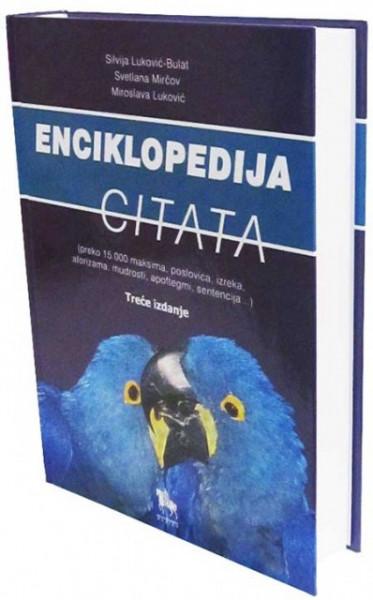 Enciklopedija citata - Silivija Luković Bulat