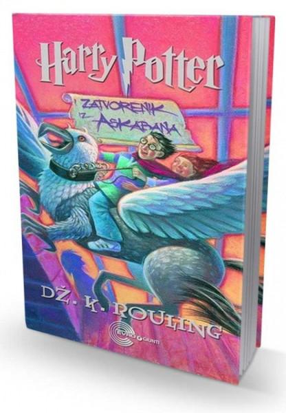 Hari Poter i zatvorenik iz Askabana - Dž. K. Rouling