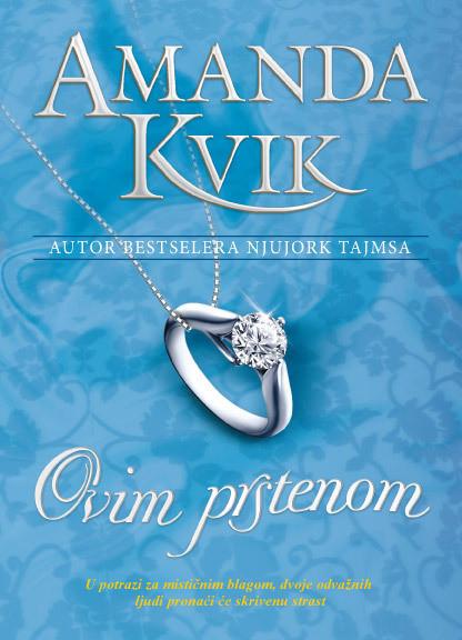 Ovim prstenom - Amanda Kvik