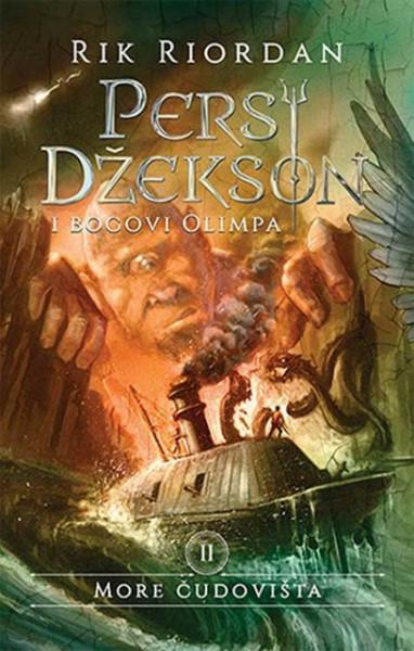 Persi Džekson i Bogovi Olimpa 2: More čudovišta - Rik Riordan