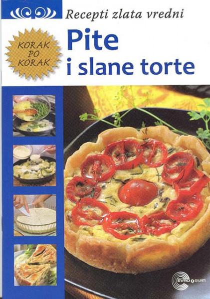 Pite i slane torte - Recepti zlata vredni