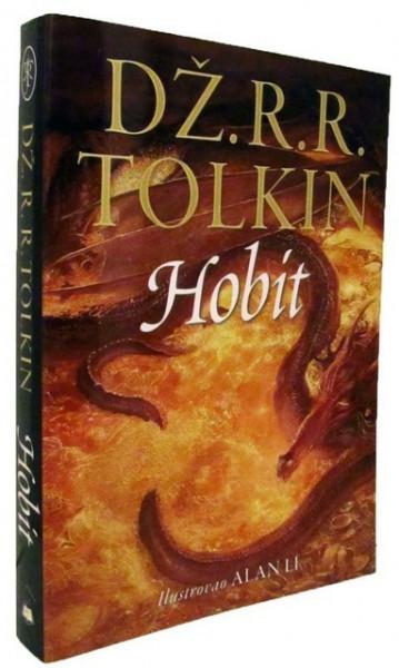 Hobit - Dž.R.R.Tolkin (ilustracije Alan Li)