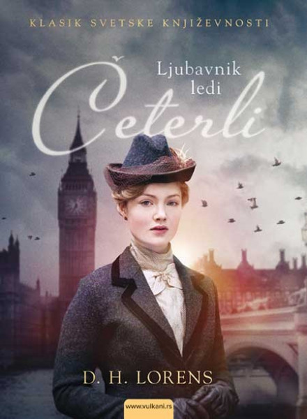 Ljubavnik ledi Četerli - Dejvid Herbert Lorens