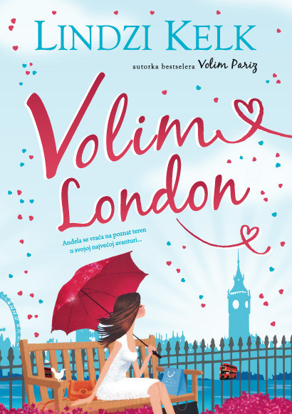 Volim London - Lindzi Kelk