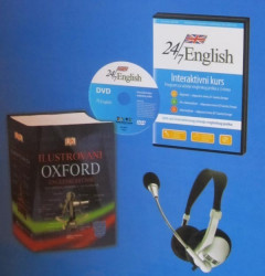 24/7 English ( Interaktivni kurs engleskog jezika)