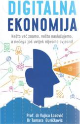 Digitalna ekonomija - Vujica Lazović, Tamara Đuričković