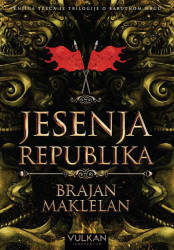Jesenja republika - Brajan Maklelan