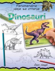 Fenomenalne ideje za crtanje - Dinosauri - Šejn Najgal