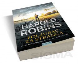 Poljubac za stranca - Harold Robins