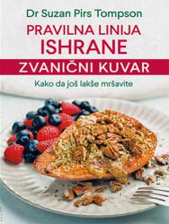 Pravilna linija ishrane - Zvanični kuvar - Suzan Pirs Tompson