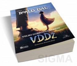 Veliki dobroćudni džin - Roald Dal