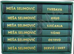 Izabrana dela 1-6 - Meša Selimović