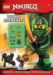 LEGO® NINJAGO® - Turnir elemenata