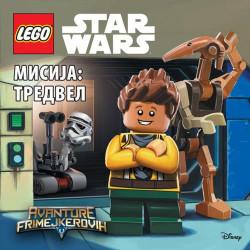 LEGO® Star Wars™ - Misija: Tredvel - LEGO® knjige
