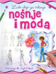 Lude ideje za crtanje Nošnje i moda - Pol Kenje i Kejt Ešfort