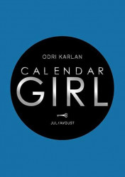 Calendar girl: Jul/Avgust- Odri Karlan