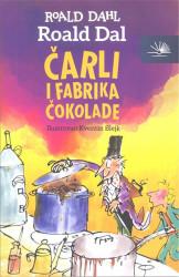 Čarli i fabrika čokolade - Roald Dal