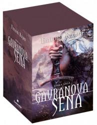 Gavranova sena – Komplet - Entoni Rajan