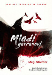 Mladi gavranovi - Megi Stivoter