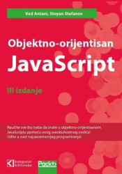 Objektno-orijentisan JavaScript - Ved Antani, Stoyan Stefanov