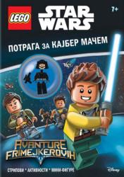 LEGO® Star Wars™ - Potraga za Kajber mačem - LEGO® knjige