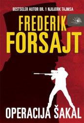 Operacija Šakal - Frederik Forsajt