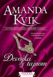 Devojka s tajnom - Amanda Kvik